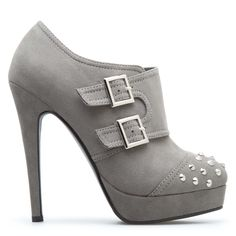 grey instead of black    OH MY these shoes would match the Annecy Miche shell PERFECTLY!!! really!!!! Look through my board and locate that matching shell!!