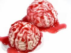 dodatki - inne-Halloweenowy mózg malinowy