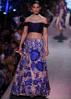 manish malhotra wedding collection white and gold - Google Search