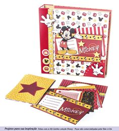 Para encantar nossa Quarta - feira temos esse lindo álbum de scrapbook com tema do Mickey encontre papéis de Scrap com temas da Disney aqui!! Marque sua amiga ou amigo que ama a Disney! Compre agora o seu: www.palaciodaarte.com.br/disney #palaciodaarte #disney #scrap #scrapdisney #scrapdecor #scrapdecordisney