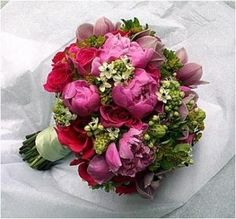 Bouquet sposa primavera