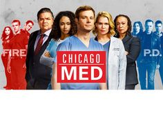 #ChicagoMed, coming soon to NBC