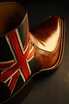 Sunshine and Silliness: The Four Gift Rule of Christmas Dapper Gentleman, Gentleman Style, Stilettos, Union Jack Boots, Dresses With Cowboy Boots, Christian Louboutin, British Things, Ethnic Bag, Uk Flag