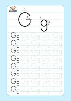 Letter Worksheets For Preschool, Alphabet Tracing Worksheets, Preschool Art Projects, Alphabet Phonics, Free Kindergarten Worksheets, Preschool Writing, Alphabet Worksheets, Preschool Learning, Learning To Write