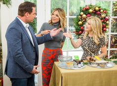 Use oatmeal to heal you hair! Kym Douglas shows us how! Tune in to at Home & Family weekdays at 10a/9c on Hallmark Channel!