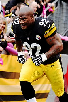 More than his jarring hits, the Steelers will miss the intensity and passion that James Harrison brought to the team.