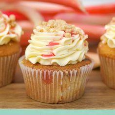 "3,681 Likes, 22 Comments - Cupcake Jemma (@cupcakejemma) on Instagram: ""New video alert! Rhubarb & Custard cupcakes.  check the link in my profile. #cupcakejemma #youtube…"""