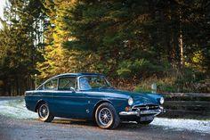 1965 Sunbeam Tiger Coupe Harrington