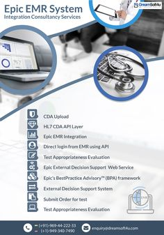 a healthcare IT services provider & telehealth/telemedicine app development company in India and USA offers EMR and billing software solutions. Protected Health Information, India Usa, Medicine Journal, Medical Coding, Social Media Services, Technology World, App Development Companies, Medical History