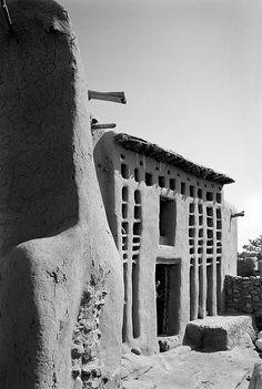 Dogon House, Ogel Ley, Sanga, Mali