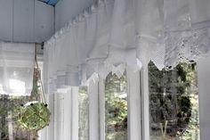 Lace curtains Lace Curtains, Villa, Fishing, Home Decor, Decoration Home, Room Decor, Home Interior Design, Fork, Villas