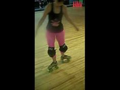 Jumps For Super Power Roller Derby Agility !