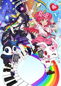 I love this Anime Lady Jewelpet