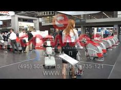 Производитель клинингового оборудования и техники COMAC - ISSA/INTERCLEAN 2012