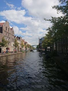 Amsterdam? Forget it! This is @leiden !