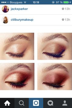 Charlotte tilbury step by step make up