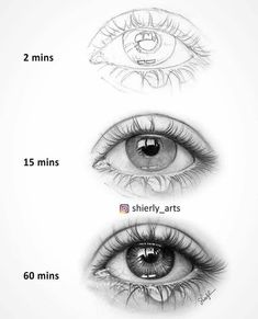 20 Amazing Eye Drawing Tutorials & Ideas - Brighter Craft Need some drawing inspiration? Well you've come to the right place! Here's a list of 20 amazing eye drawing ideas and inspiration. Why not check out this Art Drawing Set Artis… Eye Drawing Tutorials, Drawing Techniques, Drawing Tips, Art Tutorials, Drawing Ideas, Croquis Drawing, Drawing Skills, Sketch Drawing, Manga Drawing