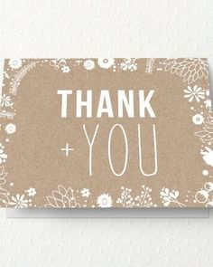 "11 creative ways to say ""Thank You!"""