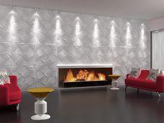 wandpaneel Jasper - milieuvriendelijk - Design your Home Textured Wall Panels, Decorative Wall Panels, 3d Wall Panels, 3d Wall Tiles, Tiles For Sale, 3d Wall Decor, Design Your Home, Jasper, Curtains