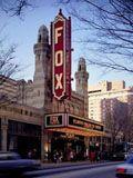 The fabulous Fox Theater.  Phantom of the Opera opening night ~s