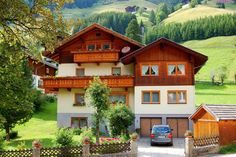 Austria, Góry, Dom
