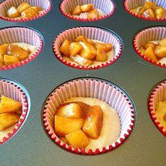 Sea Jay's Cupcakes: Cinnamon Apple Pie Cupcakes