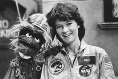 Sally Ride (1951 - 2012) Her mark on history: First American woman in space