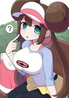 Rosa is a little confuse on why you are looking at her so my much : NintendoWaifus Pokemon Waifu, Sexy Pokemon, Pokemon Funny, Pokemon Fan Art, Pokemon Pokemon, Pokemon Rosa, Thicc Anime, Kawaii Anime, Lolis Neko