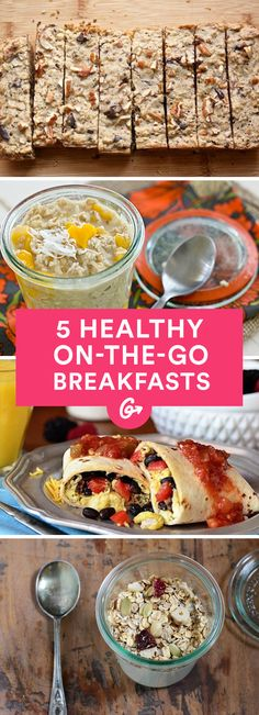 Starting the day with a hearty, nutritious breakfast sounds fine and dandy, but it's often harder than it seems. #healthy #breakfast #recipes http://greatist.com/health/best-healthy-breakfast-recipes-022513