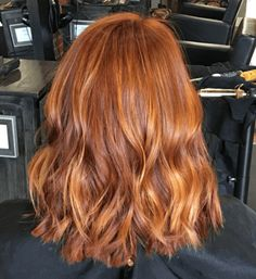 Looking for red balayage inspiration? You've come to the right place! See a collection of our favourite flaming red balayage looks for you to try here. Hair Color Auburn, Auburn Hair, Red Balayage Hair, Best Hair Dye, Ginger Hair Color, Light Brown Hair, Light Copper Hair, Coloured Hair, Dyed Hair