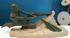 Sculpture MAX LE VERRIER in Art, antiquités, Art du XXème, contemporain…