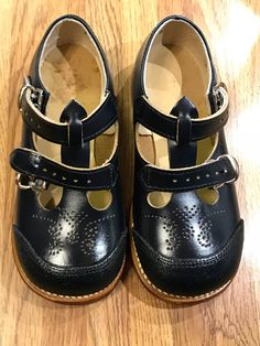 A personal favorite from my Etsy shop https://www.etsy.com/listing/586200719/girls-leather-mary-janes-navy-blue-size