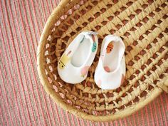 Ballerina shoes for baby | organic cotton knit slippers for baby |Pram shoes ice cream, apples, fruits, dino prints | Newborn crib shoes