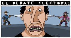 Debate electoral - Eneko