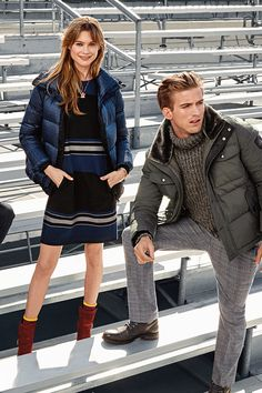 Good sport | Put on your favorite fall looks and share your style with #MyTommyMag