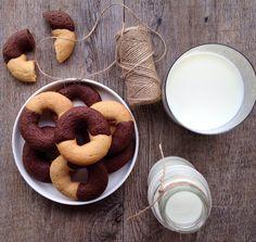 CheeseLovesPepper: Biscotti al cacao e panna