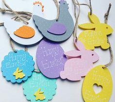 Woodcut Bunny, Eggs And Chicken For Easter #Easterdecoration #Easterhomedecoratingideas #WoodcutBunny #Bunnies #