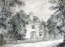 Steventon Rectory, Jane Austen's childhood home