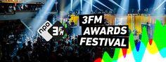 21 acts genomineerd voor 3FM Awards 2017