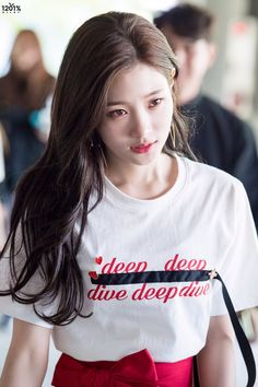 dedicated to female kpop idols. Kpop Girl Groups, Korean Girl Groups, Kpop Girls, Korean Beauty, Asian Beauty, Jung Chaeyeon, Fashion Idol, Creative Hairstyles, Cute Beauty
