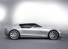 Saab Aero-X concept car