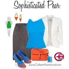Sophisticated Pear, Set 1