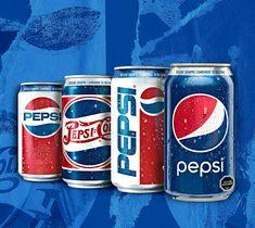 Pepsi through the years Diet Pepsi, Pepsi Cola, Coke, Advertising Pictures, Soda Drink, Drinks Logo, Time Kids, Childhood, My Favorite Things