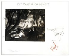 citizen kane storyboard - one of my fave scenes in the movie....