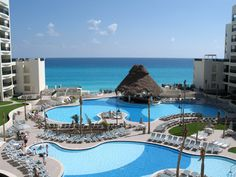 The Royal Sands in cancun.  Home away from home. Our time share.....