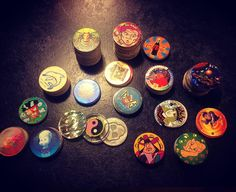 Should I save them? Will Pogs be a thing again? Personalized Items, Instagram Posts, Photos, Pictures, Cake Smash Pictures