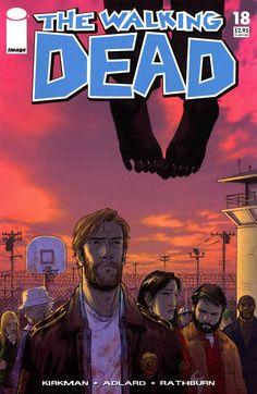 The Walking Dead Comics Cover 18