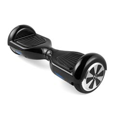 MonoRover R2 Two Wheel Self Balancing Electric Scooter With Key Switch (Black)