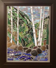 Beautiful mosaic work by Christine Kenneally who will be presenting a demonstration workshop as part of Wesleyan Potters 2Days/4Potters workshop, August 16 and 17, 2014.