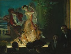 Everett Shinn: Spanish Music Hall, 1902 | Heilbrunn Timeline of Art History | The Metropolitan Museum of Art